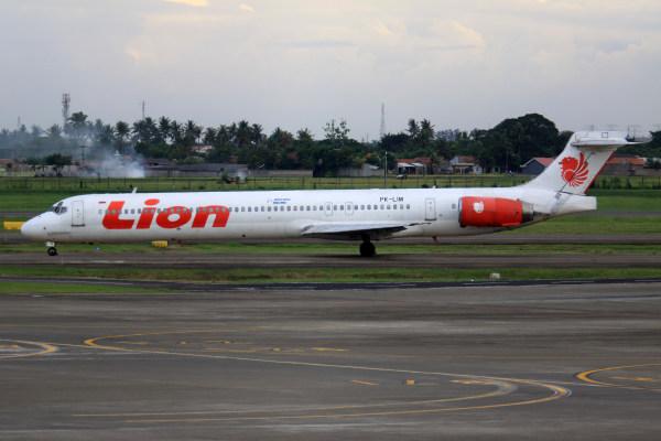 麦道 MD-90 狮子航空 Lion Air 客机纸模型